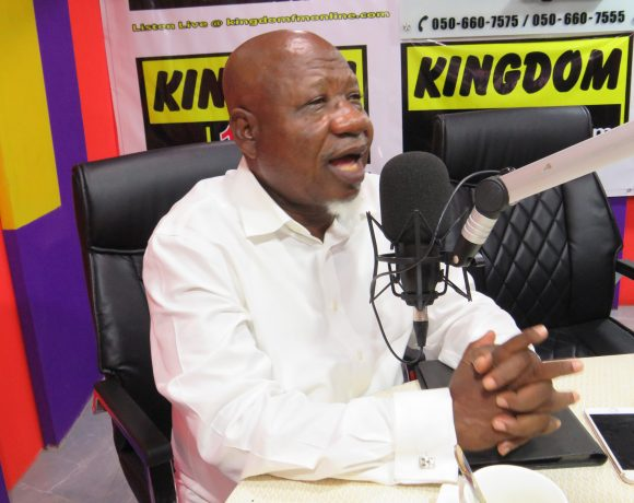 Allotey Jacobs Tells NDC To Stop Attacking Integrity Of EC