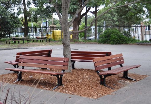 Public Seating Places In Accra