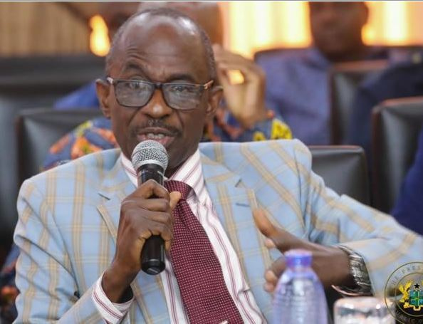 Government Using Police To Intimidate Sammy Gyamfi - Asiedu Nketia