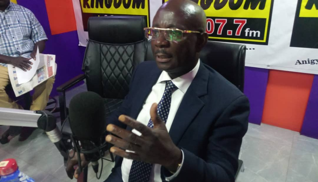 Akufo-Addo Is Running A 'Family And Friends' Government –Odike