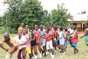 Child Protection Is Key To National Development