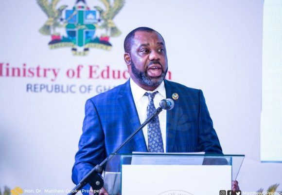 All SHS To Receive Funds For Academic Year