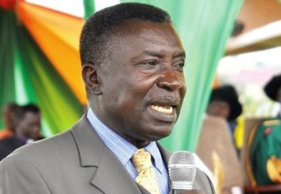 I Have No Interest In Becoming President Of Ghana - Prof. Frimpong Boateng