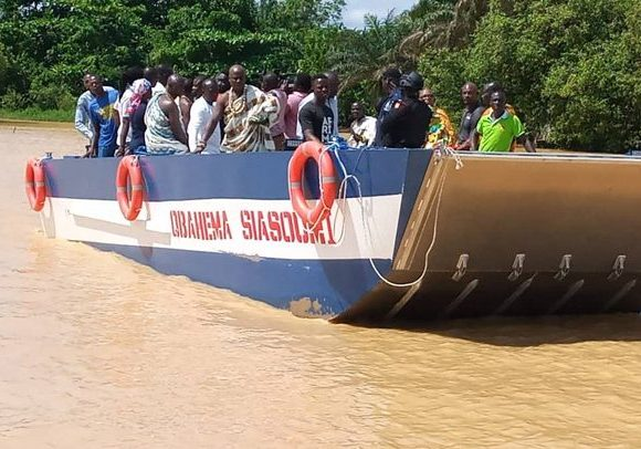 sGalamsey Fight : Gov't Acquires Speed Boats To End Galamsey