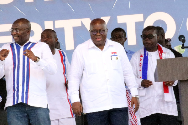 2020 Will Produce Another Exciting Victory – Akufo-Addo