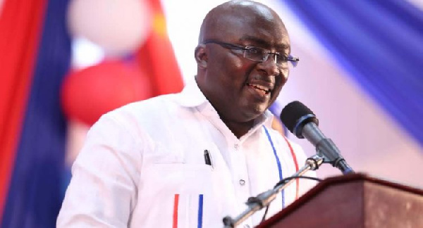 One Constituency, One Ambulance Service Will Be Digitally Managed – Dr. Bawumia
