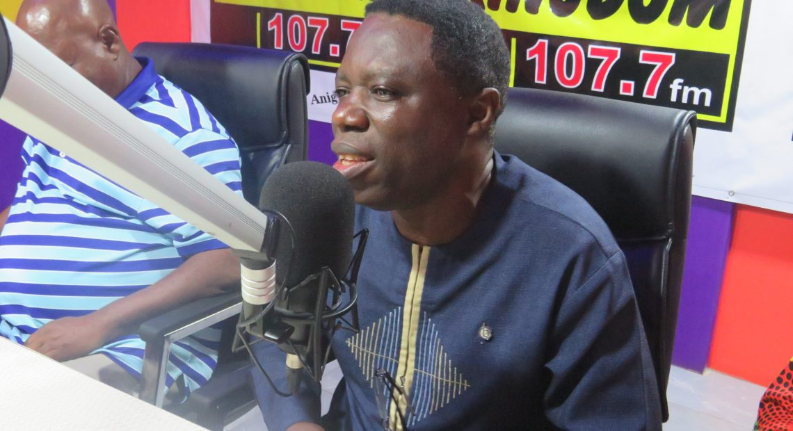 Akufo-Addo Has Failed, Boot Him Out In 2020 Elections -NDC MP