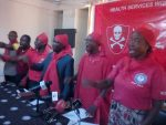 A/R: Health Workers Union To Lay Down Tools