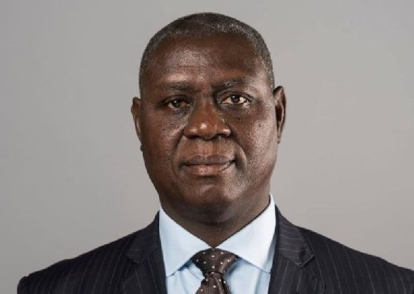 Parliament Approves Anin-Yeboah As Chief Justice