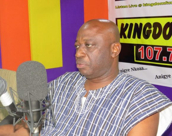 NDC Has Nothing New To Offer Ghanaians - Kusi Boafo