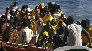 More Than 35,000 Ghanaians In Lybia To Cross The Sea To Europe