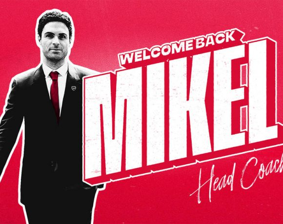 Mikel Arteta Joining As Our New Head Coach