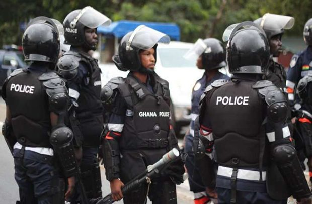 Police Interdict Officer Who Shot Kotoko Fan With Rubber Bullet