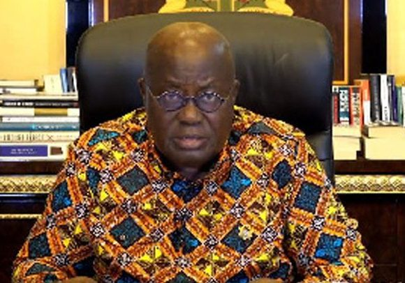 Full text: Akufo-Addo Updates Nation On Enhanced Response To Coronavirus Pandemic