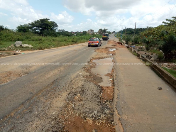 Government To Fix Suhum Roads Soon