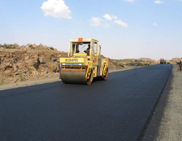 Works On Winneba Township Roads Almost Completed