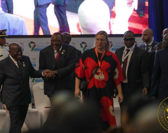 """""""Remain United; Fight For A Fairer World Economic Order"""" – President Akufo-Addo To Acp Group"""