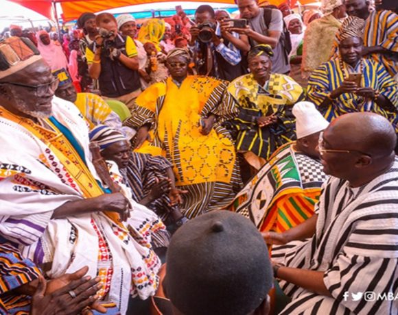 Let's Maintain And Enhance Peace In Bawku - VP Bawumia