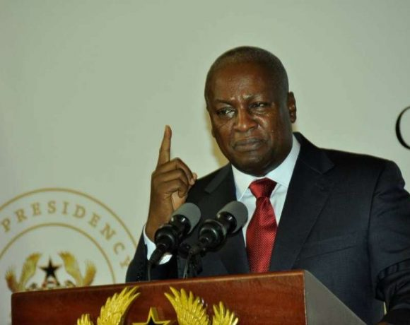Mahama Opposes EC Formation Of Advisory Committee