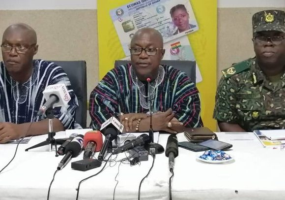 Over 4.8m Register For Ghana Card