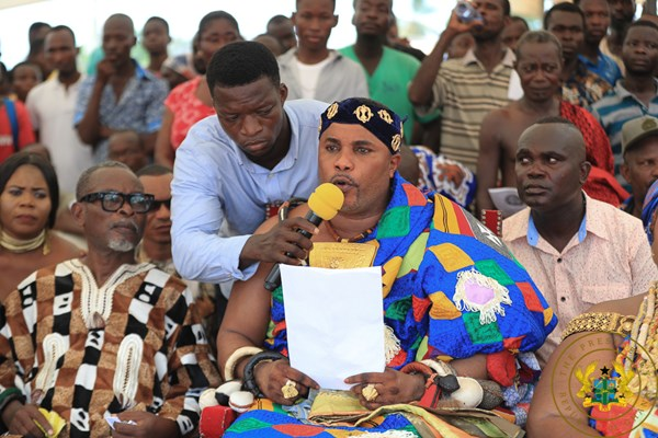 """Industrialisation A Reality Under Akufo-Addo; We Have Two 1d1fs"" – Ngleshie Amanfro Chief"