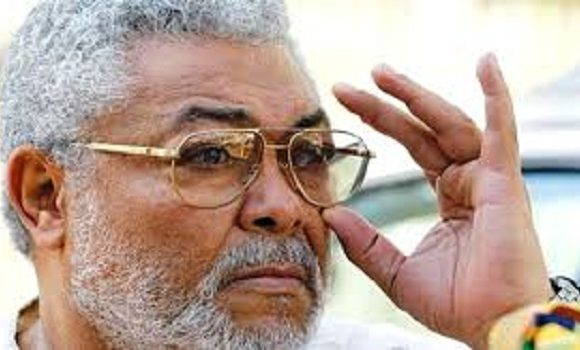 NDC Angry With Rawlings For Helping EC