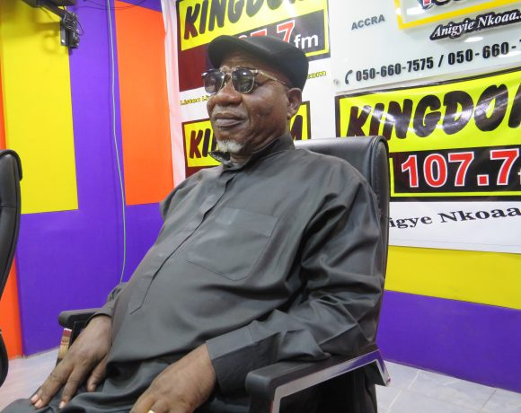 Allotey Jacobs Supports Freezone Boss To Unseat Assibey-Yeboah