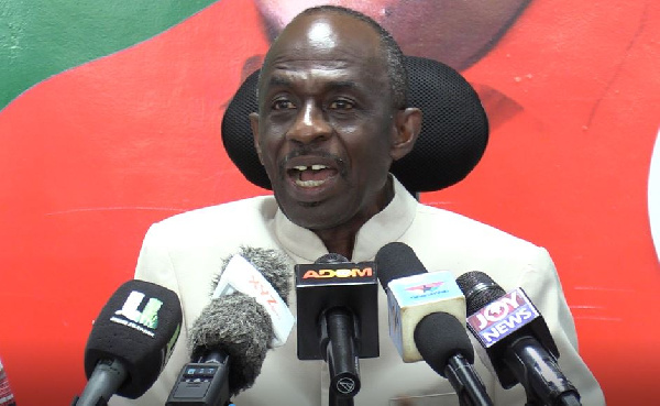 Asiedu Nketia Cautions NPP To Stop Asking Mahama To Name A Running Mate