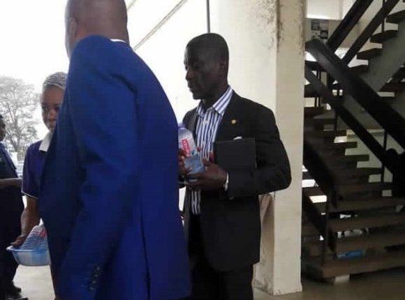 Kofi Amoabeng Arrested, Charged Over Collapse Of UT Bank