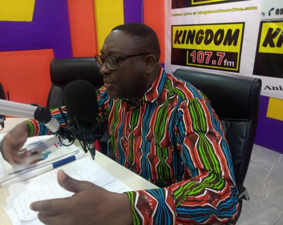 Akufo-Addo Committed To Regularize 'Galamsey' - Buaben Asamoa