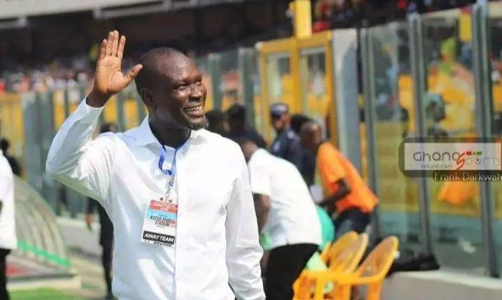 EX-CAPTAIN C.K AKUNNOR APPOINTED AS BLACK STARS HEAD COACH