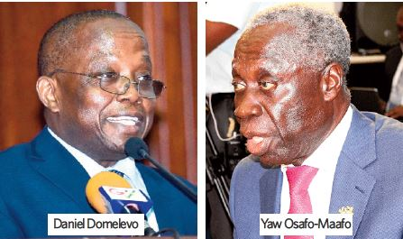 Auditor-General Begs Osafo-Maafo