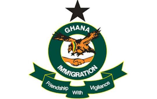 Immigration Service promotes Over 400 Junior Officers