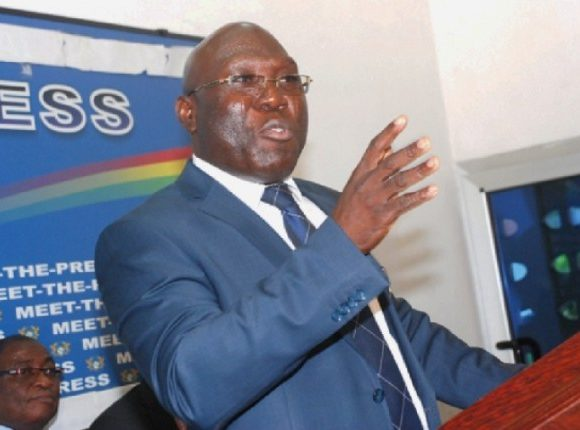 Akufo-Addo Government Full Of Fraud -Inusah Fuseini