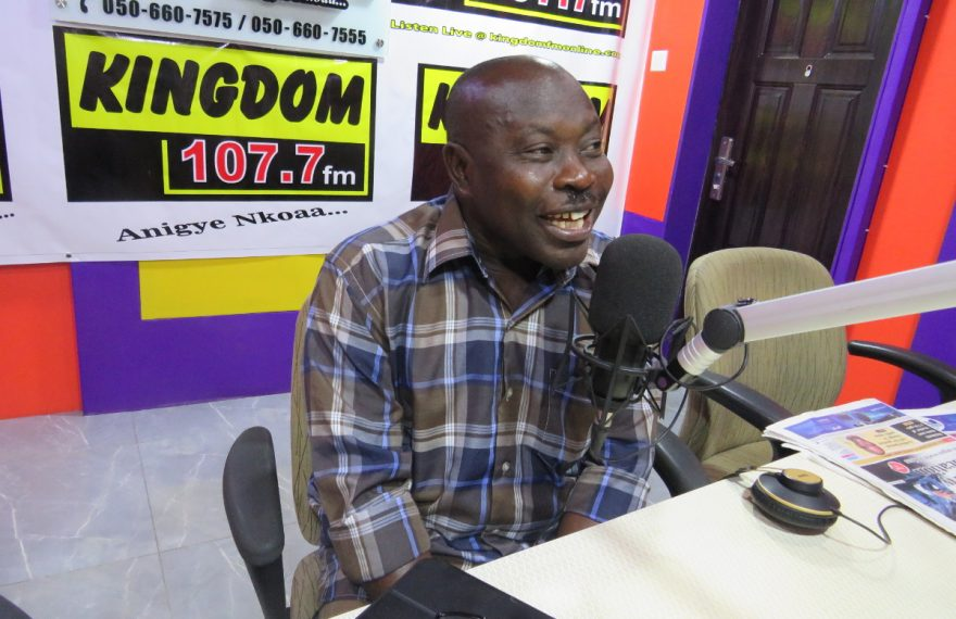 Mahama Cannot Be Trusted -Moses Anim