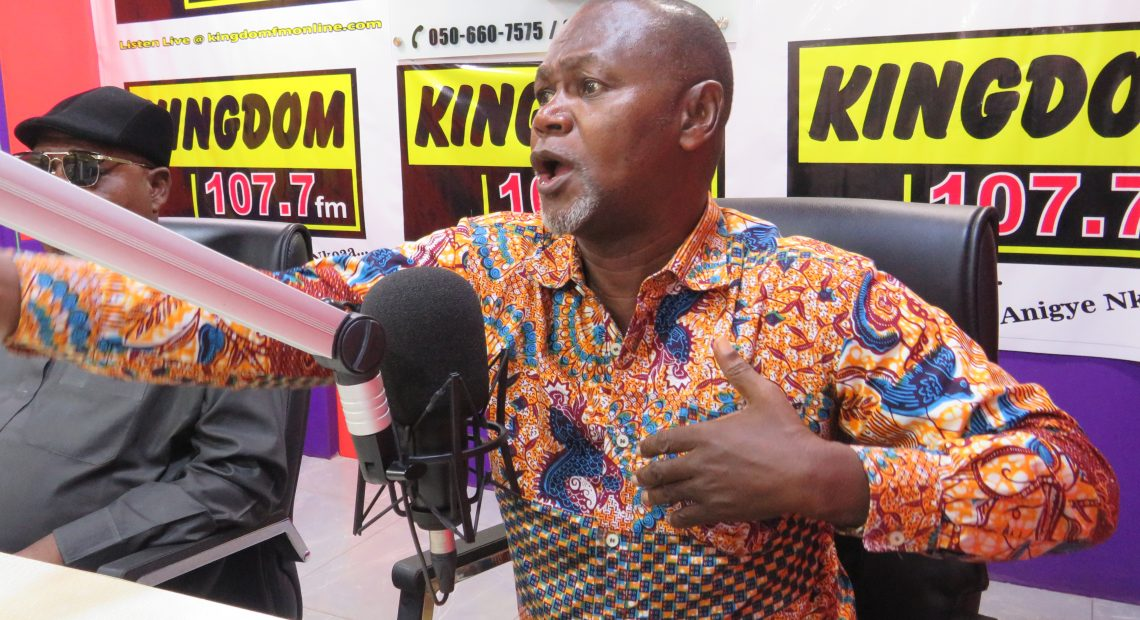 Akufo-Addo's Galamsey Fight Was To Enrich NPP Members – Namoale Fumed!