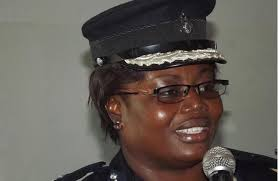 Tiwaa Addo-Danquah Axed As CID Boss,COP Ken Yeboah Takes Over