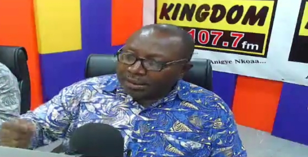 Acting Dean of the Local Government Institution, Fredrick Agyarko Oduro