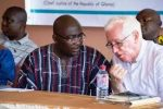 Veep Bawumia and Father Campbell