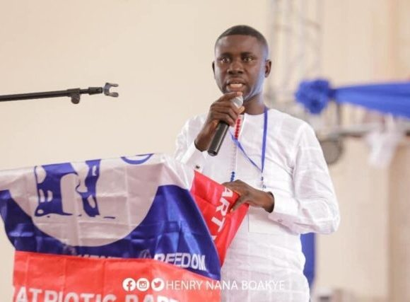 DENNIS Kwakwa, Ashanti Regional Youth Organiser of the NPP.