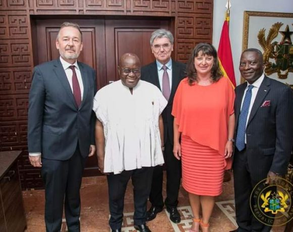 GHANA GETS €250 MILLION TO UPGRADE ELECTRICITY TRANSMISSION INFRASTRUCTURE