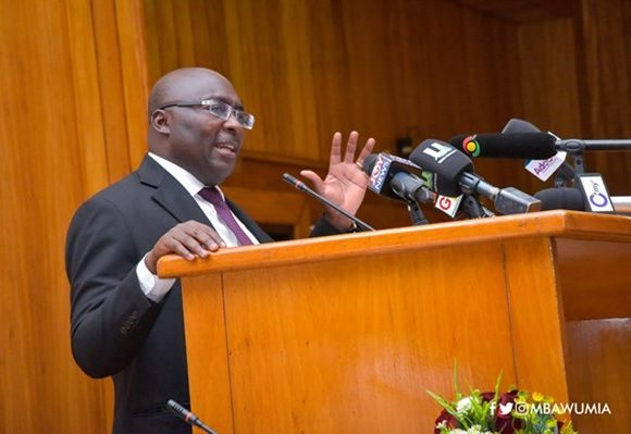 Help Make 'Year Of Roads' A Success – Vp Bawumia To Contractors, Engineers