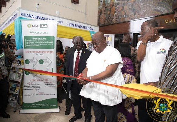 """We've Achieved A Lot In 3 Years; We Need Four More To Do More"" – President Akufo-Addo"