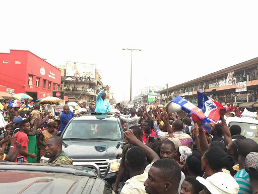Akufo-Addo Appeals To Ghanaians To Renew His Mandate