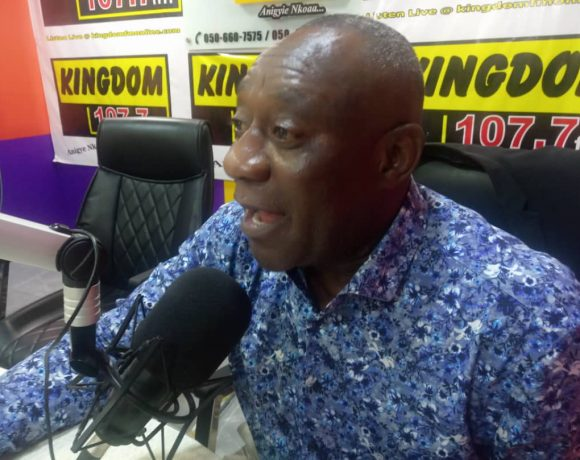 """The Banking Crisis Developed Under Your Watch and You Did Nothing About It"""" – Kokofu Jabs Mahama"""