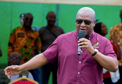 I Started Free SHS In 2015/2016 Academic Year- Mahama