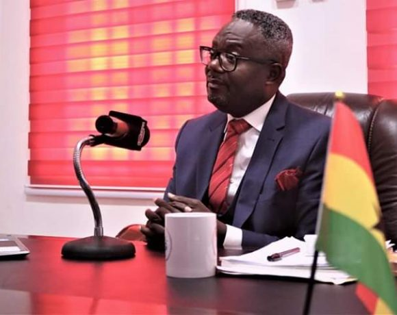 The Founder and leader of the Liberal Party of Ghana (LPG), Percival Kofi Akpaloo