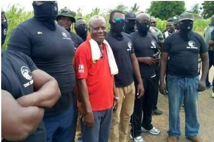NDC refuses to sign vigilantism code of conduct