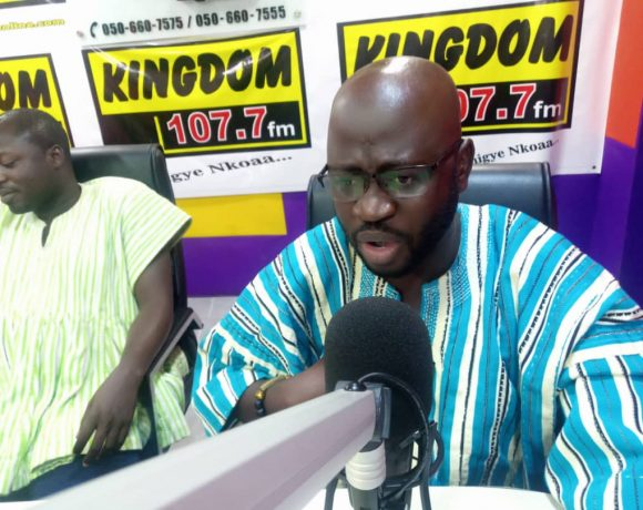 Akufo-Addo Committed To Fight Galamsey - Nana Asafo -Adjei