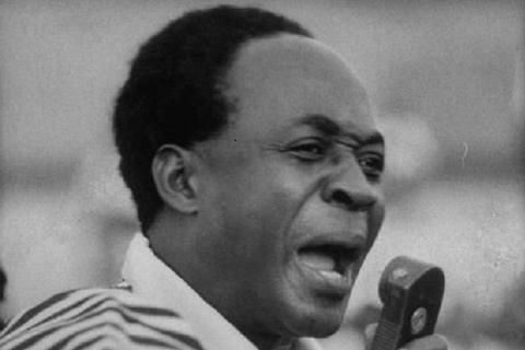 Kwame Nkrumah's words about the 1966 coup led by Kotoka